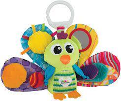 LAMAZE Clip on Pram Toy